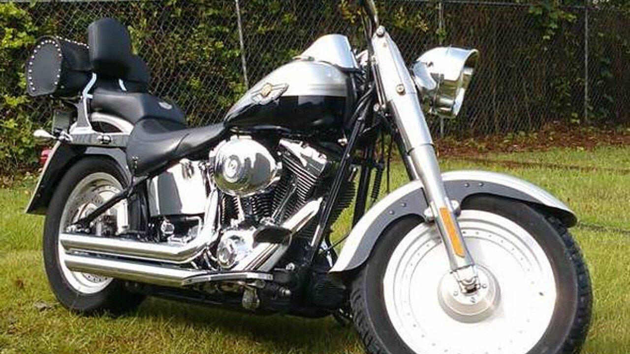 2003 Harley-Davidson Softail for sale 200437377