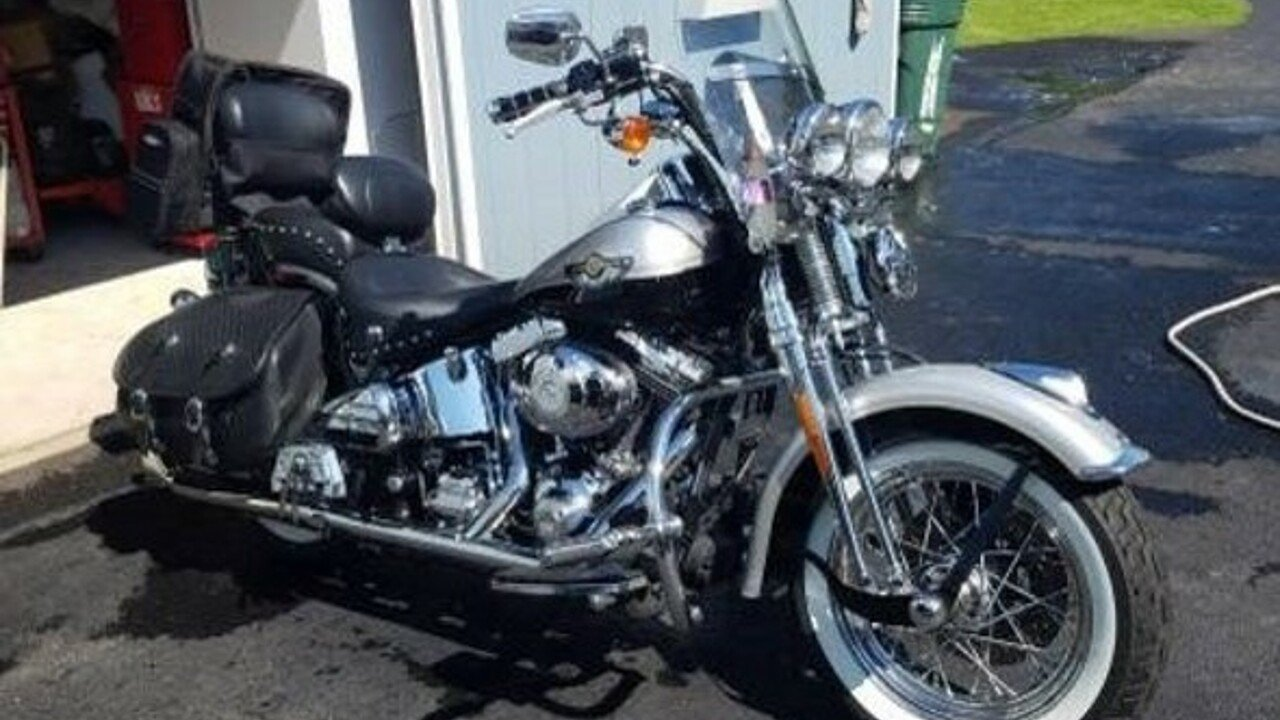 2003 Harley-Davidson Softail for sale 200482936