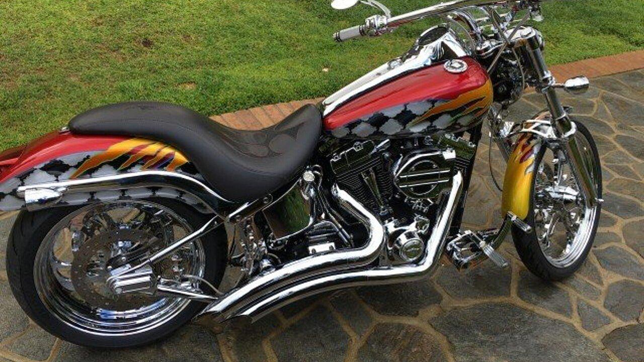 2003 Harley-Davidson Softail Deuce for sale 200490521
