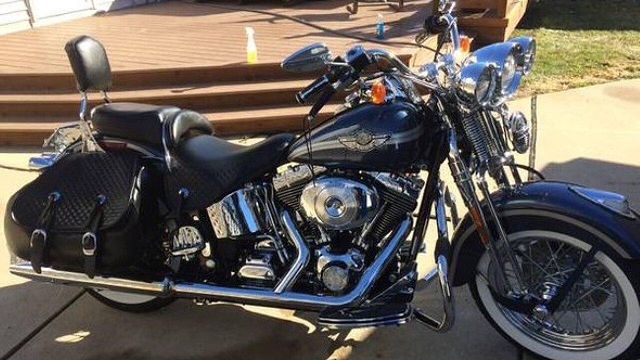 2003 Harley-Davidson Softail for sale 200493638