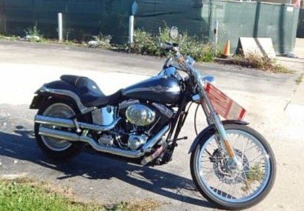2003 Harley-Davidson Softail for sale 200490678