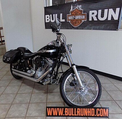 2003 Harley-Davidson Softail for sale 200536041