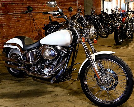 2003 Harley-Davidson Softail Deuce for sale 200575782