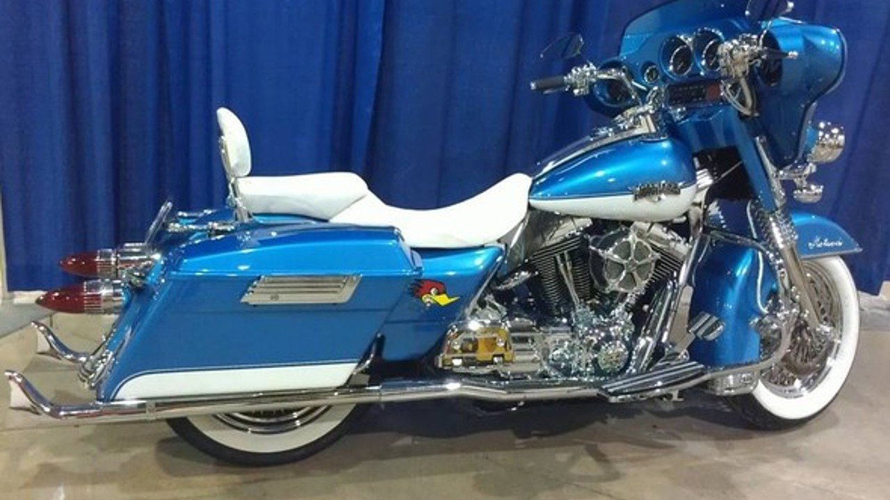 2003 Harley-Davidson Touring for sale 200453361