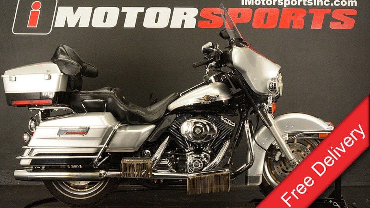 2003 Harley-Davidson Touring for sale 200463223