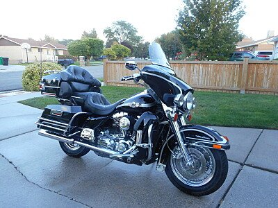 2003 Harley-Davidson Touring Electra Glide Ultra Classic 103 for sale 200500510