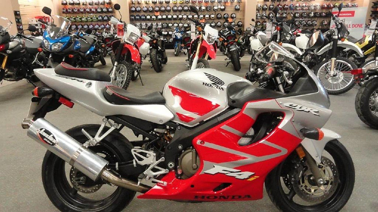 2003 Honda CBR600F for sale 200336786