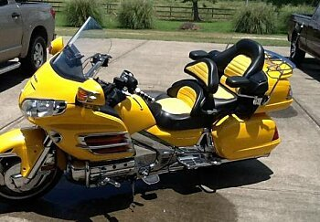 2003 Honda Gold Wing for sale 200381924