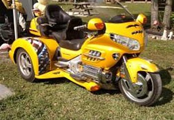 2003 Honda Gold Wing for sale 200413017
