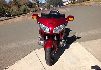 2003 Honda Gold Wing for sale 200431073