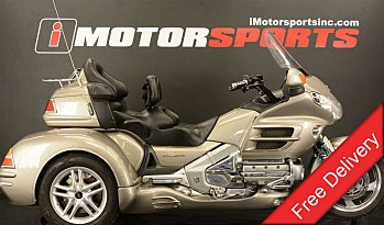 2003 Honda Gold Wing for sale 200533782