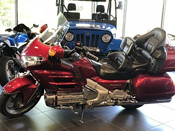 2003 Honda Gold Wing for sale 200600208