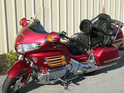 2003 Honda Gold Wing for sale 200506721