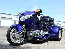 2003 Honda Gold Wing for sale 200602311