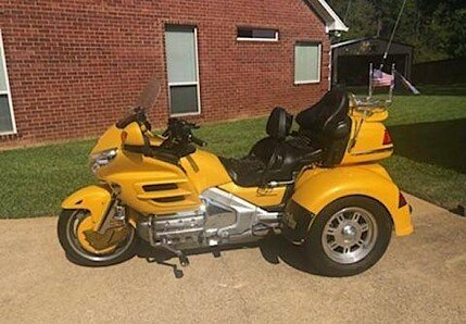 2003 Honda Gold Wing for sale 200632455