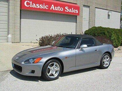 2003 Honda S2000 for sale 100998574