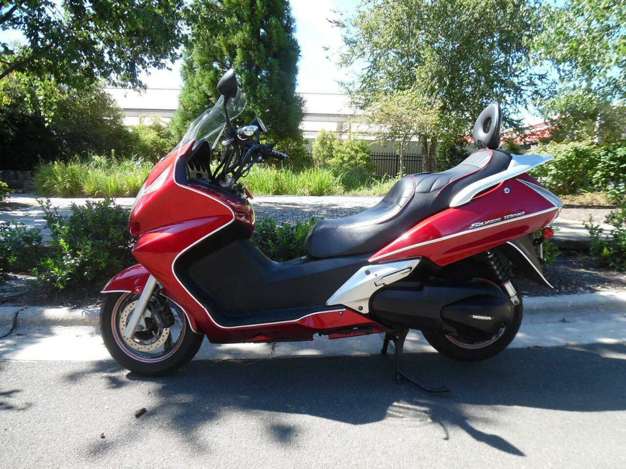 2003 Honda Silver Wing For Sale Near Wake Forest North