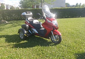 2003 Honda Silver Wing for sale 200533068