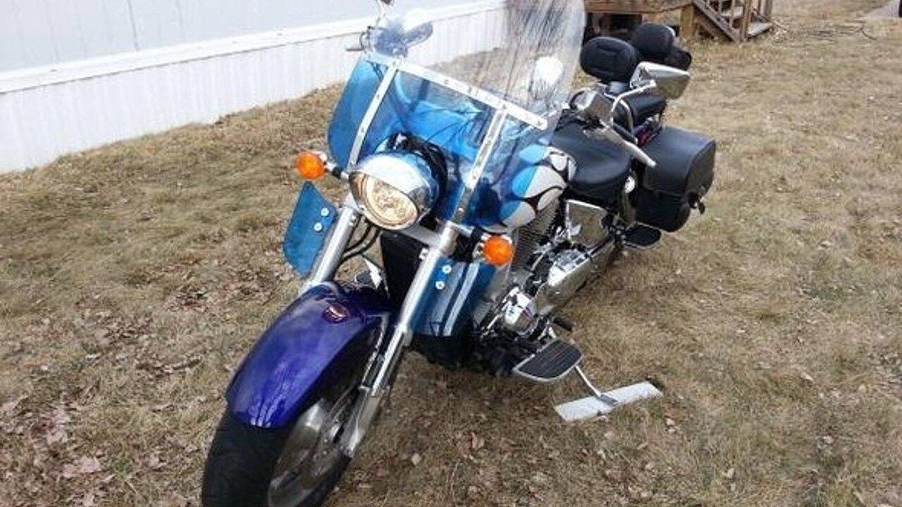 2003 Honda VTX1800 for sale 200460480
