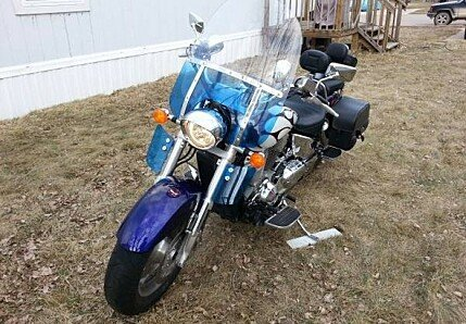 2003 Honda VTX1800 for sale 200460480