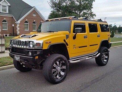 2003 Hummer H2 for sale 100798053