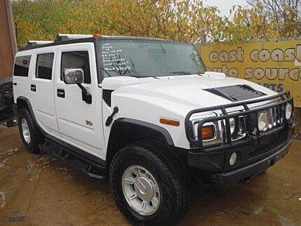 2003 Hummer H2 for sale 100812125