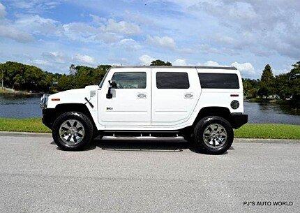 2003 Hummer H2 for sale 100818450