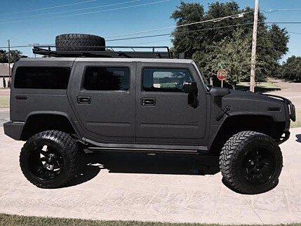 2003 Hummer H2 for sale 100722545
