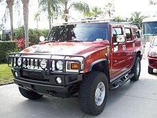 2003 Hummer H2 for sale 100881428
