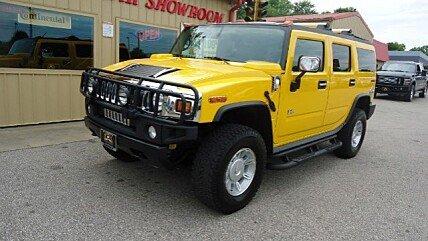 2003 Hummer H2 for sale 100907247