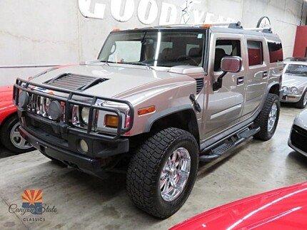 2003 Hummer H2 for sale 101021545