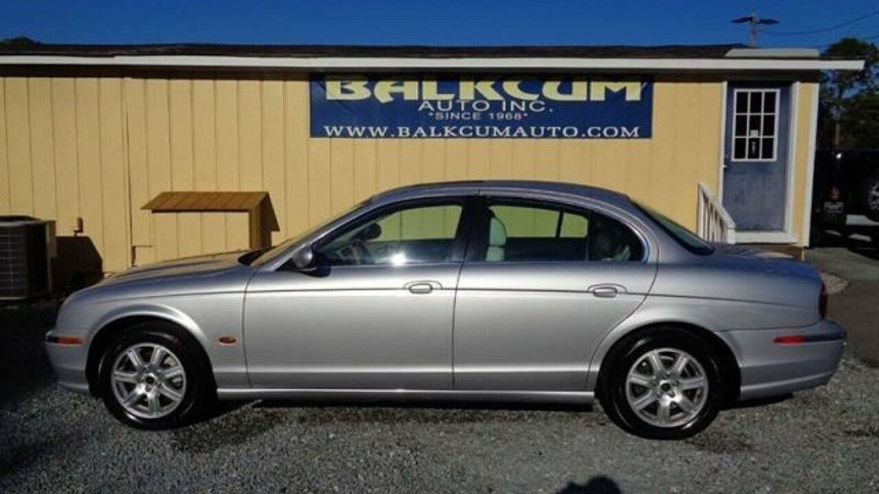 2003 Jaguar S-TYPE 3 for sale 100946223