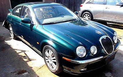 2003 Jaguar S-TYPE 4.2 for sale 100292902
