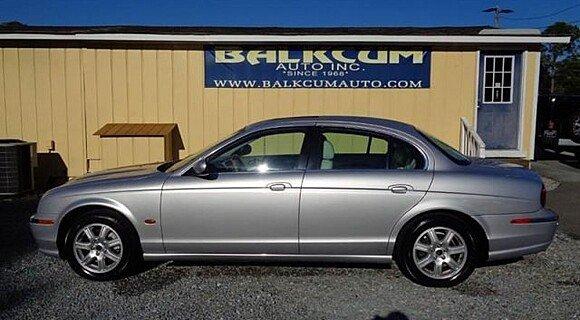 2003 Jaguar S-TYPE 3 for sale 100946223