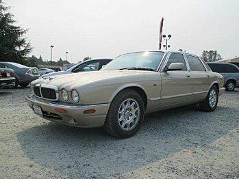 2003 Jaguar XJ8 for sale 100858627