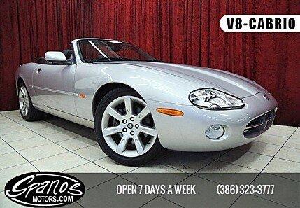 2003 Jaguar XK8 Convertible for sale 100774355