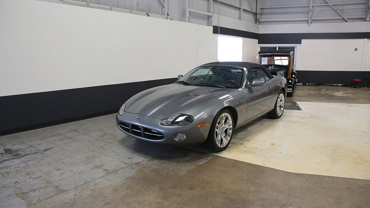 2003 Jaguar XK8 Convertible for sale 100890481