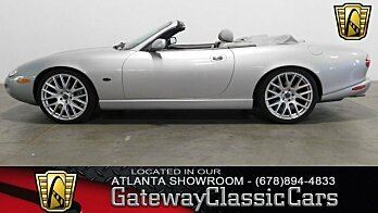 2003 Jaguar XK8 Convertible for sale 100920941