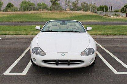 2003 Jaguar XK8 Convertible for sale 100982314