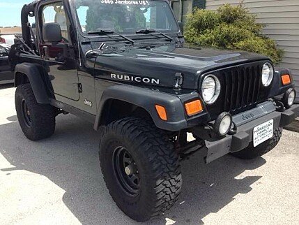 2003 Jeep Wrangler for sale 100776469