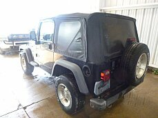 2003 Jeep Wrangler 4WD Sport for sale 100856595