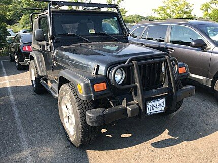 2003 Jeep Wrangler 4WD X for sale 100891649