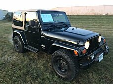 2003 Jeep Wrangler 4WD Sport for sale 100924385
