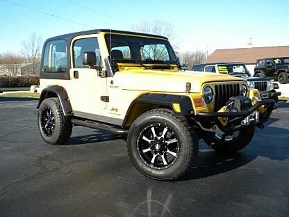 2003 Jeep Wrangler for sale 100931855