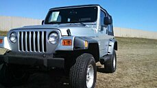 2003 Jeep Wrangler 4WD Sport for sale 100951375