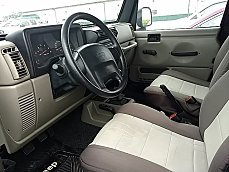 2003 Jeep Wrangler 4WD X for sale 101018938