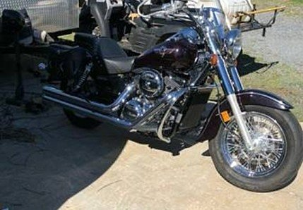 2003 Kawasaki Vulcan 1500 for sale 200547605