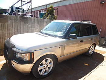 2003 Land Rover Range Rover HSE for sale 100290701