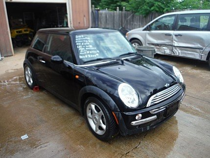 2003 MINI Cooper Hardtop for sale 100291857