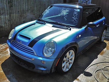 2003 MINI Cooper S Hardtop for sale 100778832